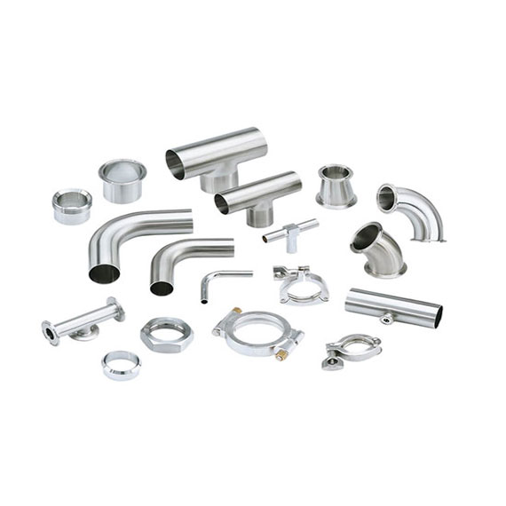 SANITARY FITTINGS & VALVES